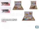 Remot control car and Educational toy