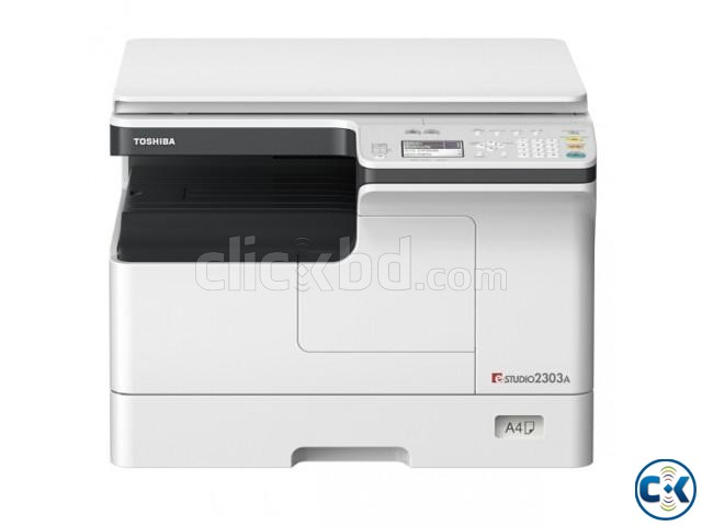 Toshiba E-Studio 2303A Business Type Digital Copier Machine | ClickBD large image 1