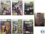 XBox 360 250 GB Hard Drive with games