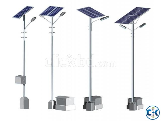 Street Light Solar Street Light LED Street Light | ClickBD large image 4