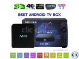 Convert ur Tv to Smart TV with M8S Android TV Box