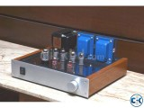 High End Tube Amplifier