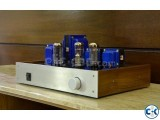 High End Single Ended Stereo Tube AMplifier