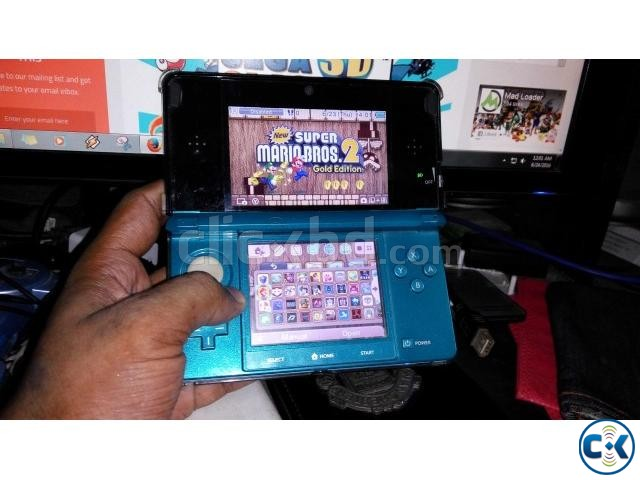 Nintendo 3DS Mod Hack Service All Games  | ClickBD large image 0