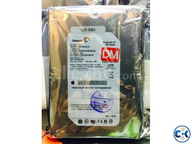 Segate 750Gb IDE HDD intact . | ClickBD large image 1