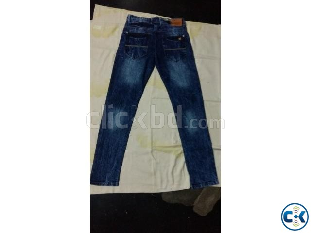 Exclusive Eid Collection For Men s Jeans pant  | ClickBD large image 2