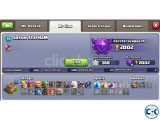 COC CLASH OF CLAN ID TH8 FOR SELL