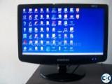 Samsung 15.6 Wide Screen Monitor