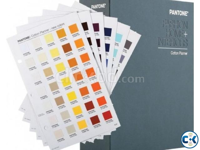 Pantone TCX cotton planner | ClickBD