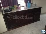 Wooden Floor Cabinet
