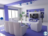 Small image 2 of 5 for Home Interior Designs | ClickBD