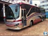 Dhaka to Rajshahi Rohanpur Bus Ticket 02 Jul 2016