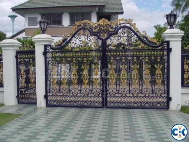 GATE DESIGN CONSTRUCTION   ClickBD