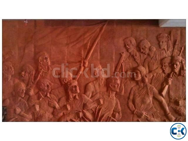 Terracotta Design in Dhaka | ClickBD large image 0