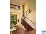Small image 2 of 5 for WOODEN STAIR DESIGN CONSTRUCTION 4 | ClickBD