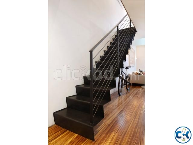 WOODEN STAIR DESIGN CONSTRUCTION 7 | ClickBD