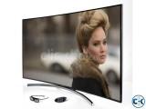 SAMSUNG 55 inch HU9000 CURVED 4K TV