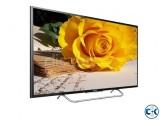 SONY 55 inch W800C 3D TV