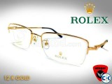 Rolex Optical Frame 1 2016