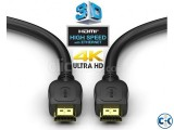 Generix 2m Full HD 1080p 3D 24K Gold Plated HDMI Cable