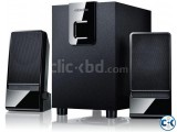 Microlab M-100 2 1 Speaker