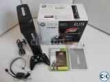Xbox 360 Elite full jtag Fresh Condition
