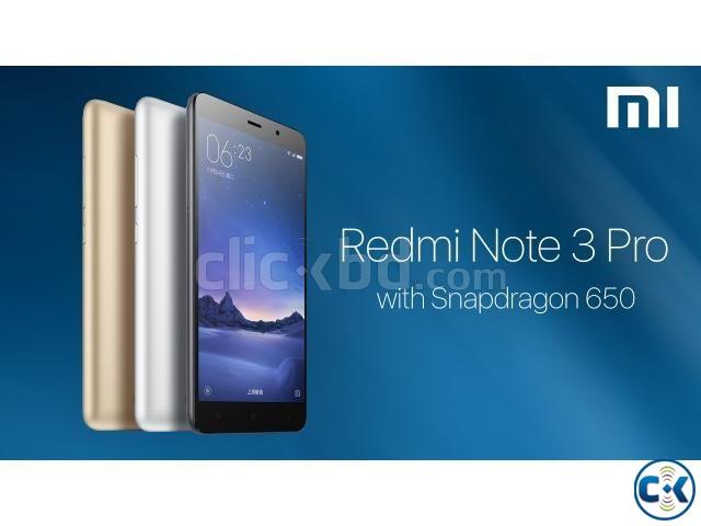 MI Xiaomi Redmi Note 3 Pro 3GB Ram 32GB Rom Brand New Seal