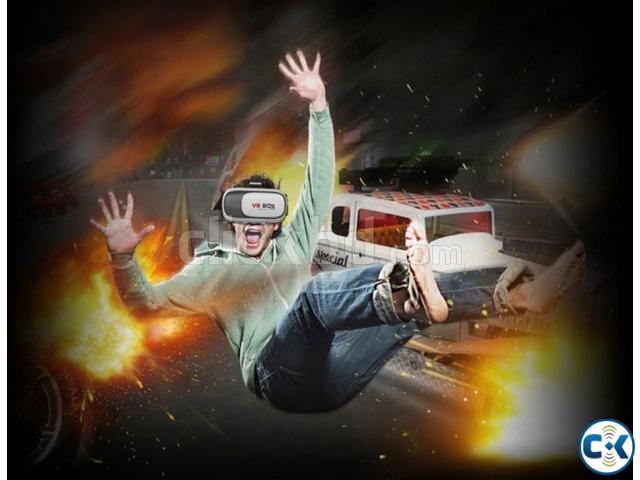 VR BOX V3.0 Multi Colour | ClickBD large image 0