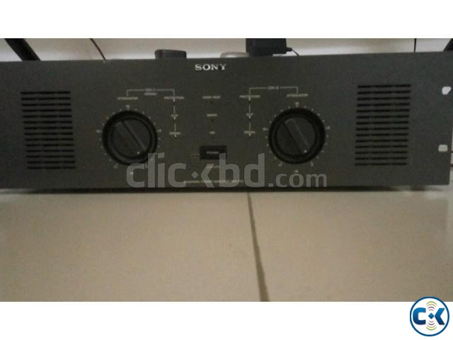 Roland Martin Speakers with Sony power amplifier for sell | ClickBD large image 2