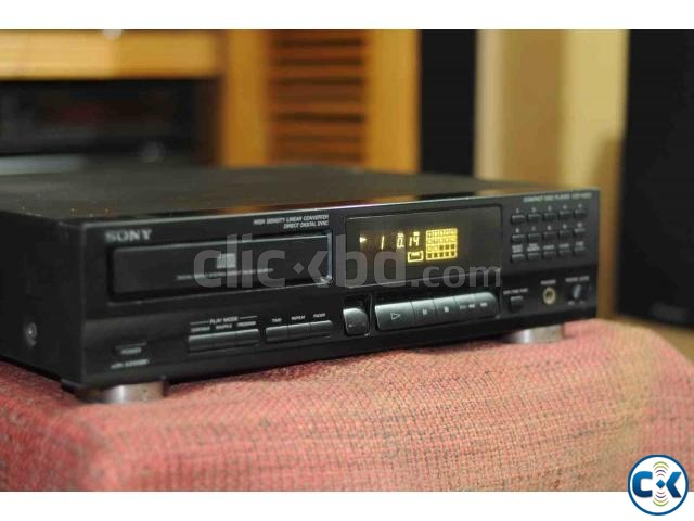 SONY AUDIO CD PLAYER. | ClickBD large image 0