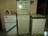 260 Liter Toshiba Refrigerator