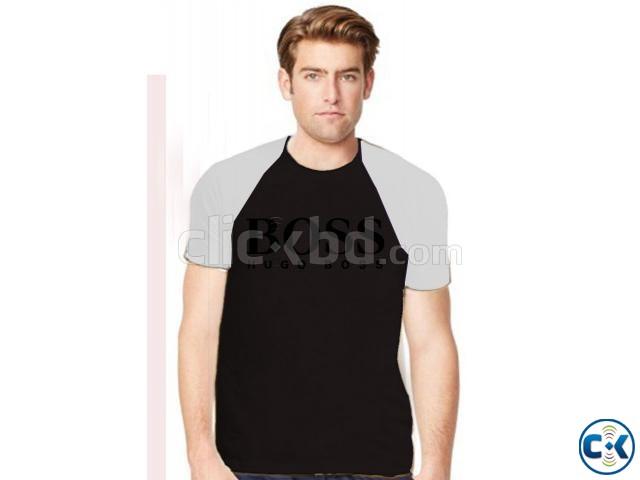 Hugo Boss T-Shirt | ClickBD large image 0