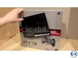 PS3 320GB with original Controller and Games Boxed