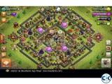 Clash of Clans Town Hall 11 Maxed Base CoC TH11 for sell