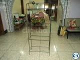 Steel Display Shelf or Alna for Home Exhibition