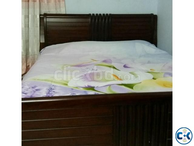 Brothers Furniture Double Bed Clickbd
