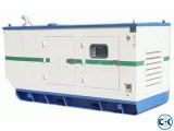 Generator Sound Proof 30 KVA