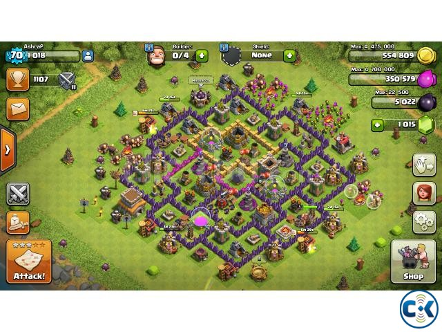 coc th 8 | ClickBD large image 0