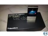 BlackBerry Porsche design smart phone p 9981 europe qwerty -