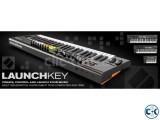 Novation Launchkey 49 49-key USB iOS MIDI Keyboard Controll