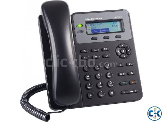 Grandstream GS-GXP1610 Small Business HD IP Phone VoIP Phone | ClickBD large image 0
