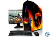 Core i7 power full 8-GB -1-Tb 19 LED