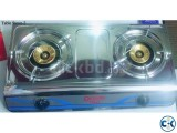 Brand New 2 burner Auto Gas Stove-2 From Italy.