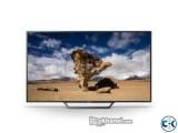32'' SONY BRAVIA W650D YOUTUBE WIFI LED TV.