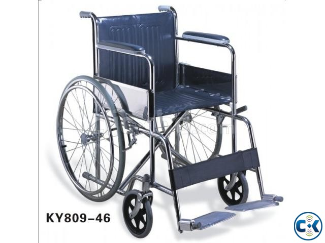 Wheelchair Price In Bangladesh | ClickBD large image 0