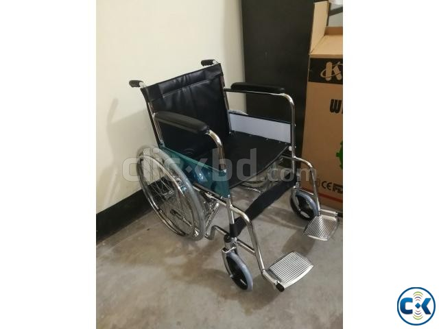 Wheelchair Price In Bangladesh | ClickBD large image 2