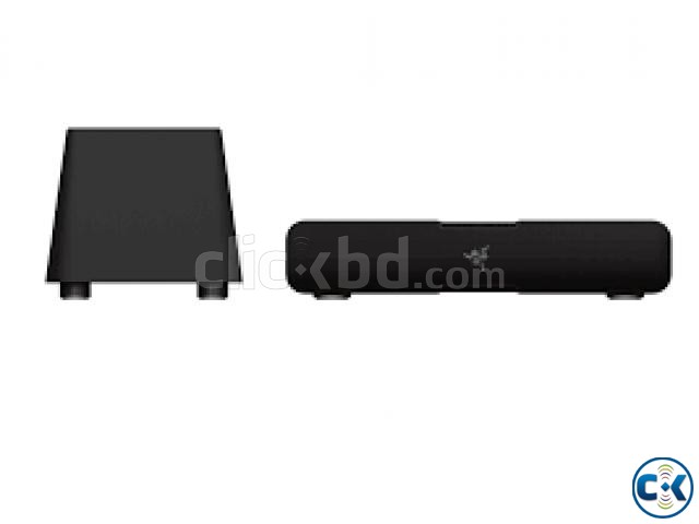 The Razer Leviathan 5.1 Channel Surround Sound Bar | ClickBD large image 0