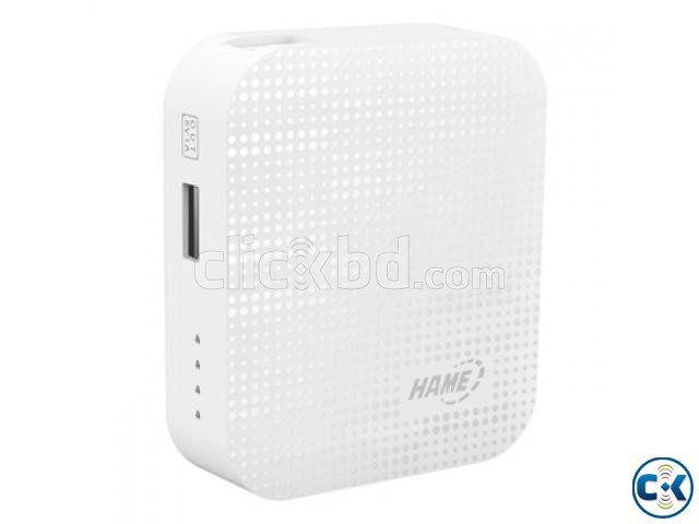 Hame A19 3G HSPA Mobile WIFI Router | ClickBD large image 0