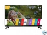 LG 43 Inch UHD 4K LED TV UF640