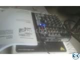 Bheringer xenyx1002 mixer